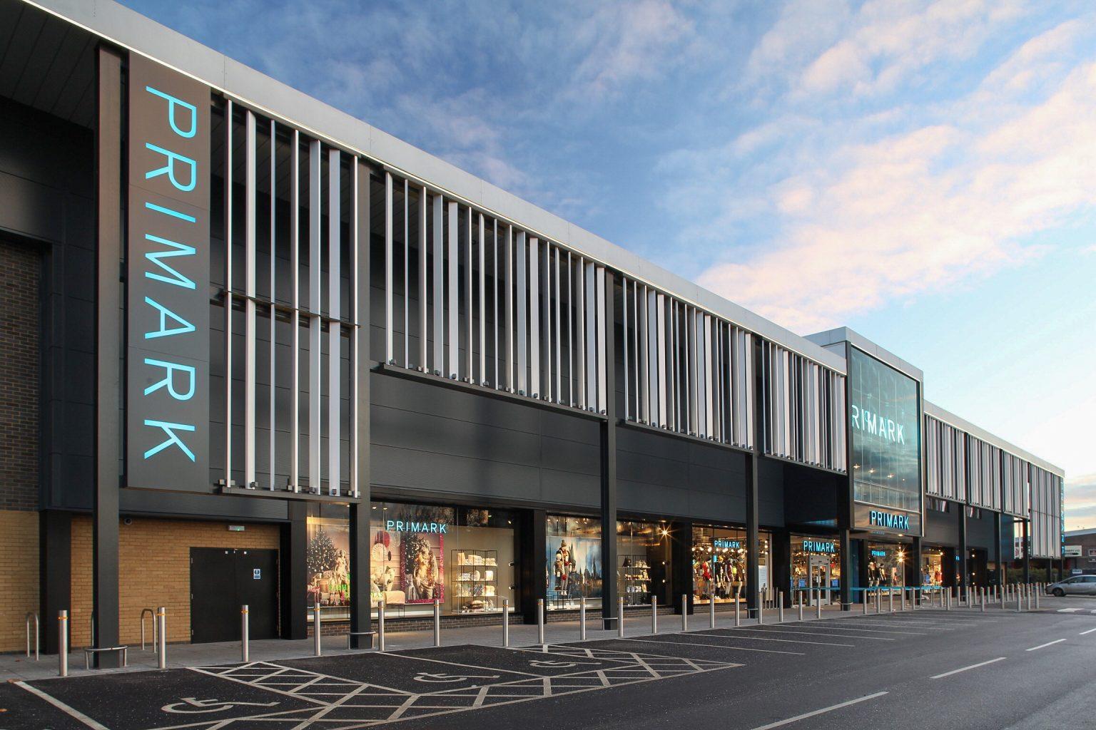 Brocklebank Retail Park Charlton Envision